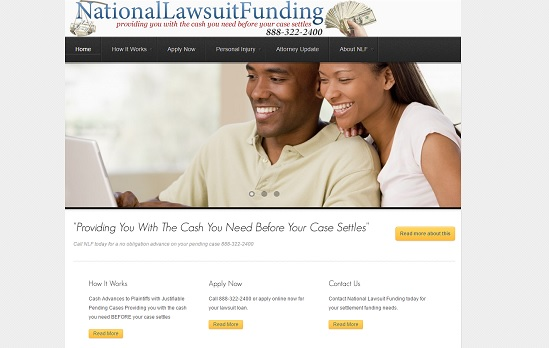 National Lawsuit Funding